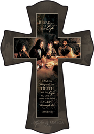 The Last Supper Cross, Small  -