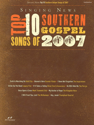 Singing News Top 10 Southern Gospel Songs of 2007  - Slightly Imperfect  -