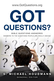 Got Questions?: Bible Questions Answered - Answers to the Questions People Are Really Asking - eBook  -     By: S. Michael Houdmann