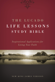 The Lucado Life Lessons Study Bible, NKJV - eBook  -