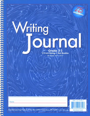 My Writing Journals, Grades 2-3   -