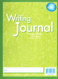 My Writing Journal, Grades 4 and up   -