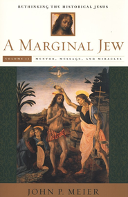 Marginal Jew, Volume 2  -              By: John P. Meier