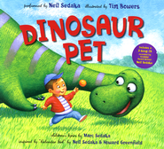 Dinosaur Pet, with a 3-Song CD   -              By: Marc Sedaka