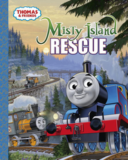 Misty Island Rescue (Thomas and Friends) - eBook  -     By: Rev. W. Awdry