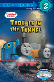 Trouble in the Tunnel (Thomas and Friends) - eBook  -     By: Rev. W. Awdry