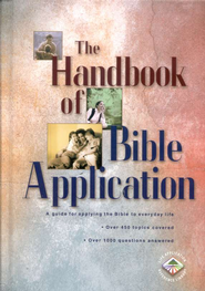 The Handbook of Bible Application (for the Life Application Bible)   -     By: Neil Wilson