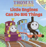 Little Engines Can Do Big Things (Thomas and Friends) - eBook  -     Edited By: Random House     By: Britt Allcroft,  Ted Gadecki     Illustrated By: Ted Gadecki