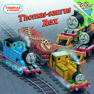 Thomas-saurus Rex (Thomas and Friends) - eBook  -     By: Rev. W. Awdry     Illustrated By: Richard Courtney