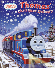 Thomas's Christmas Delivery (Thomas and Friends) - eBook  -     By: Rev. W. Awdry     Illustrated By: Tommy Stubbs