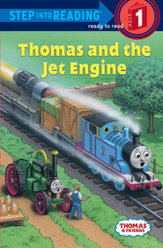Thomas and Friends: Thomas and the Jet Engine (Thomas and Friends) - eBook  -     By: R. Schuyler Hooke