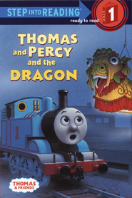 Thomas and Percy and the Dragon (Thomas and Friends) - eBook  -     By: Rev. W. Awdry     Illustrated By: Richard Courtney