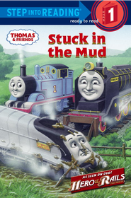Stuck in the Mud (Thomas and Friends) - eBook  -     By: Rev. W. Awdry     Illustrated By: Richard Courtney