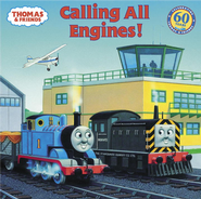 Thomas & Friends: Calling All Engines (Thomas and Friends) - eBook  -     By: Rev. W. Awdry     Illustrated By: Richard Courtney