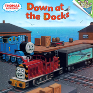 Thomas & Friends: Down at the Docks (Thomas and Friends) - eBook  -     By: Rev. W. Awdry     Illustrated By: Richard Courtney
