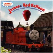 Thomas & Friends: James and the Red Balloon and Other Thomas the Tank Engine Stories (Thomas and Friends) - eBook  -     By: Rev. W. Awdry