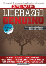 Claves para un liderazgo genuino - eBook  -     By: Bob Sorge