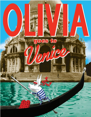Olivia Goes to Venice - eBook  -     By: Ian Falconer