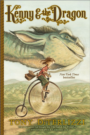 Kenny & the Dragon - eBook  -     By: Tony Diterlizzi