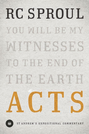 Acts: St. Andrew's Expositional Commentary-eBook   -     By: R.C. Sproul