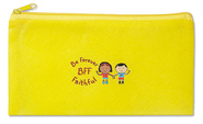 Be Forever Faithful Zippered Pencil Case   -