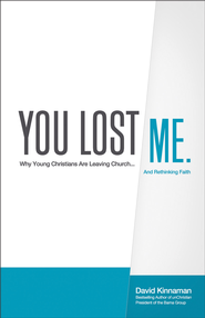 You Lost Me - eBook  -     By: David Kinnaman
