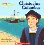 Christopher Columbus  children's biography