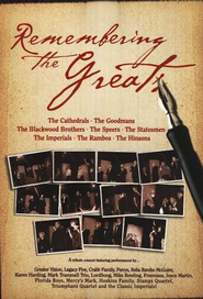 Remembering the Greats, DVD   -     By: Various Artists
