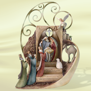 Nativity--Legacy of Love Figurine   -              By: Kim Lawrence
