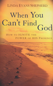 When You Can't Find God: How to Ignite the Power of His Presence - eBook  -     By: Linda Evans Shepherd