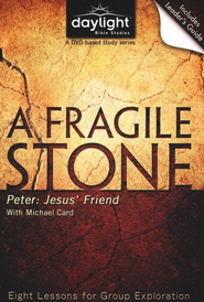 A Fragile Stone (Leader's Guide & DVD)   -