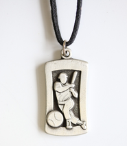All Things Are Possible, Sports Pendant, Baseball   -