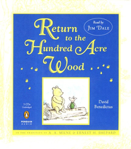 Return to the Hundred Acre Wood  -     Narrated By: Jim Dale     By: David Benedictus