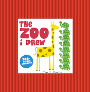 The Zoo I Drew - eBook  -     By: Todd H. Doodler