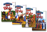 Read and Share DVD Bible - Volumes 1-4  -