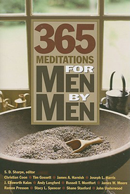 365 Meditations For Men By Men - eBook  -     Edited By: Sally D. Sharpe     By: S.D. Sharpe(Editor)