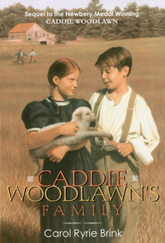 Caddie Woodlawn's Family - eBook  -     By: Carol Ryrie Brink
