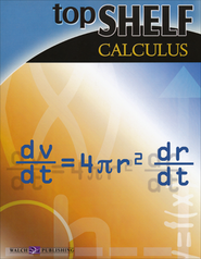 Top Shelf Math: Calculus                                       -