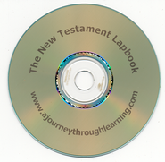 The New Testament Lapbook CD-Rom   -