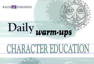 Character Education, Level 1: Daily Warm-Ups   -