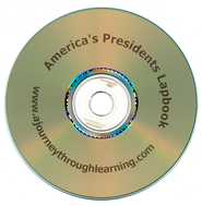 America's Presidents Lapbook CD   -