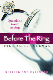 Before the Ring: Questions Worth Asking - eBook  -     By: William Coleman