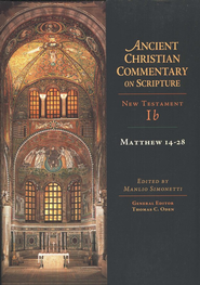 Matthew 14-28: Ancient Christian Commentary on Scripture [ACCS]  -     Edited By: Manlio Simonetti, Thomas C. Oden     By: Manlio Simonetti, ed.