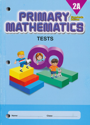 Primary Mathematics Tests 2A (Standards Edition)   -