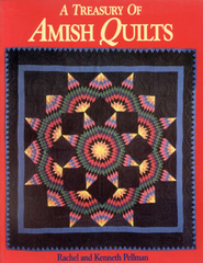 A Treasury of Amish Quilts    -     By: Rachel Pellman