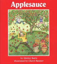 Applesauce   -              By: Cheryl Benner