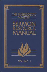 The Pentecostal Minister's Sermon Resource Manual, Volume 1  -     Edited By: Floyd D. Carey, Hoyt E. Stone