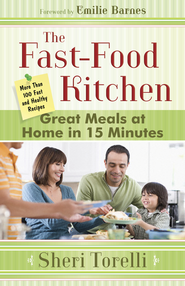 Fast-Food Kitchen, The - eBook  -     By: Sheri Torelli