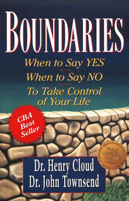 Boundaries, Large Print Edition   -              By: Dr. Henry Cloud, Dr. John Townsend