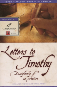 Letters to Timothy: Discipleship in Action - eBook  -     By: Margaret Fromer, Sharrel Keyes